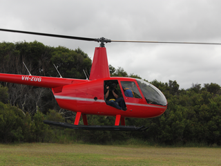 Aerial Photography Apollo Bay Aviation