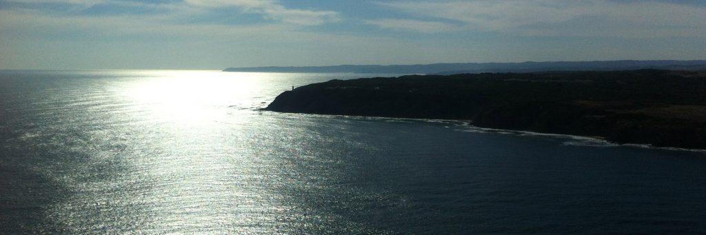 Cape Otway Silhouette