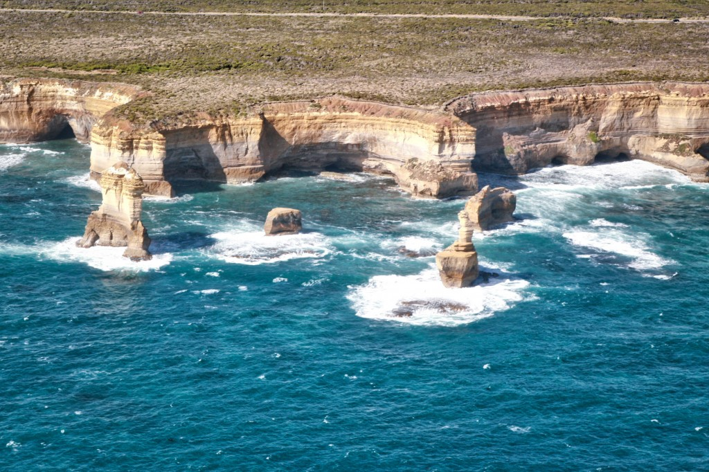 12 Apostles and The Great Ocean Road - photo by Tim Froling